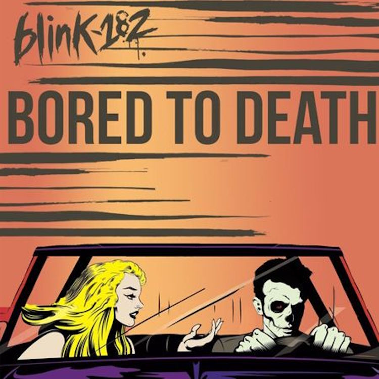 Blink-182-Bored-to-Death-Single-2016
