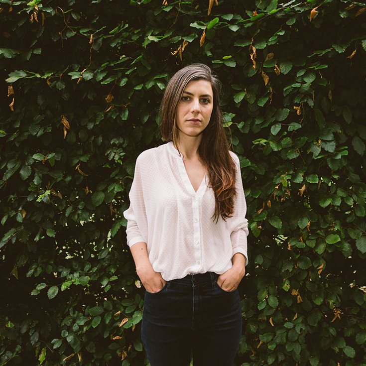 Julia Holter - London 04/08/15 | Photo by Burak Cingi