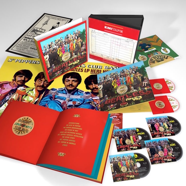 beatles-sgt-pepper-reissue-50th-anniversary