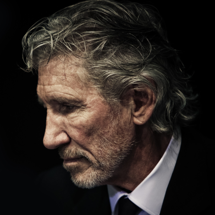 18 Feb 2014 --- Roger Waters portrait in Italy --- Image by © Simone Cecchetti/Corbis