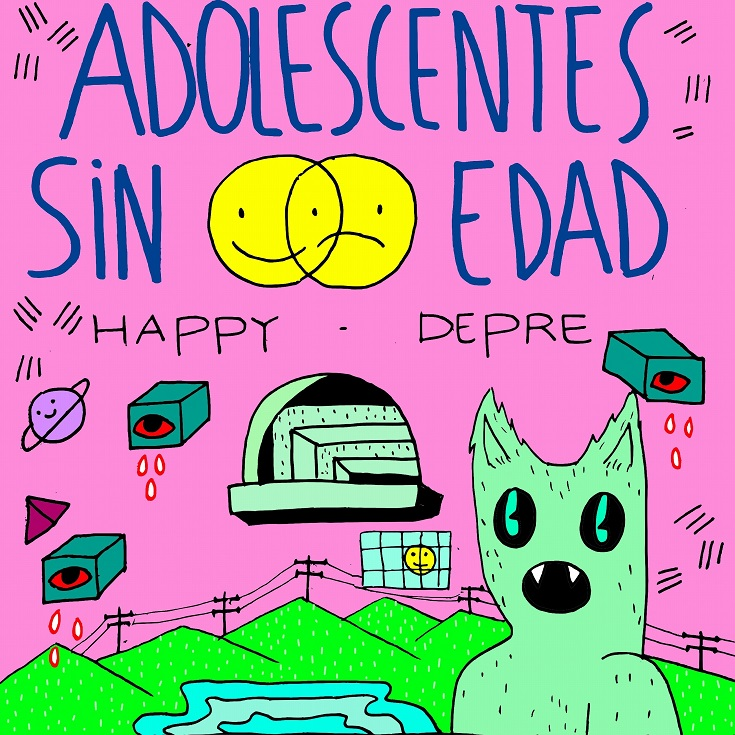 adolescentes happy