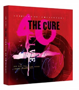 the-cure 40 years